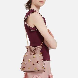 Mulberry Lynton Mini Bucket Soft Ballerina Pink